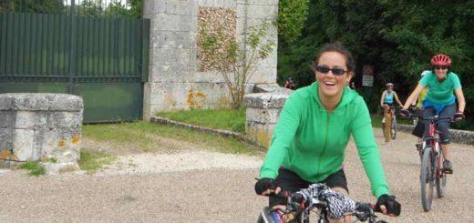 Loire a velo Rutas Pangea