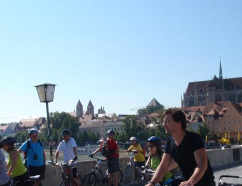 La Ruta del Danubio en bici por Alemania