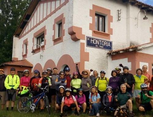 Viaje en bici por la Vía Verde del Santander Mediterráneo