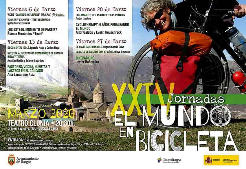 Jornadas el Mundo en Bicicleta