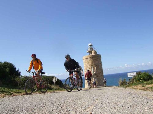 Cabo_Caramiñal_en_bici