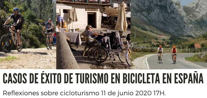 Casos de exito turismo en bici
