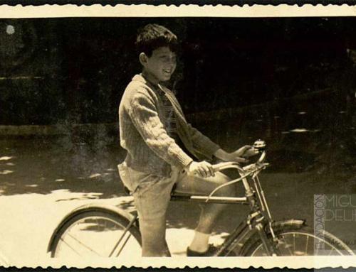 Miguel Delibes y las bicicletas