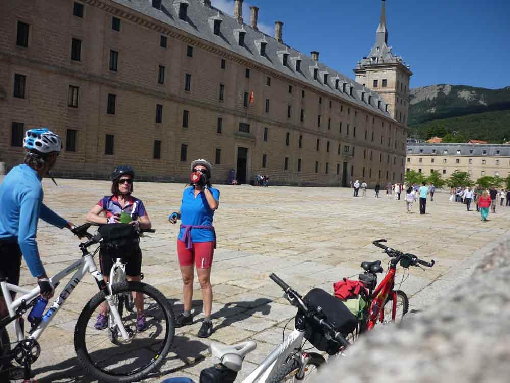 Monasterio del Escorial con Rutas Pangea