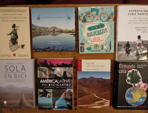 Mujeres, libros y bicicletas en el 8 de marzo