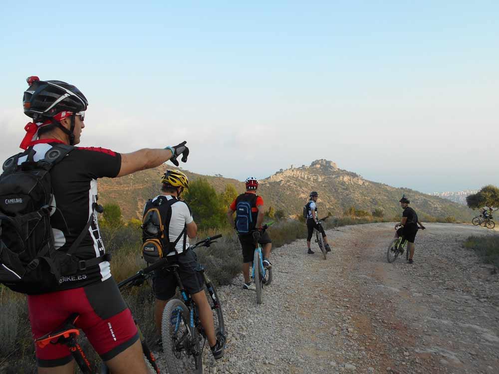 viajes en bici por España con Rutas Pangea