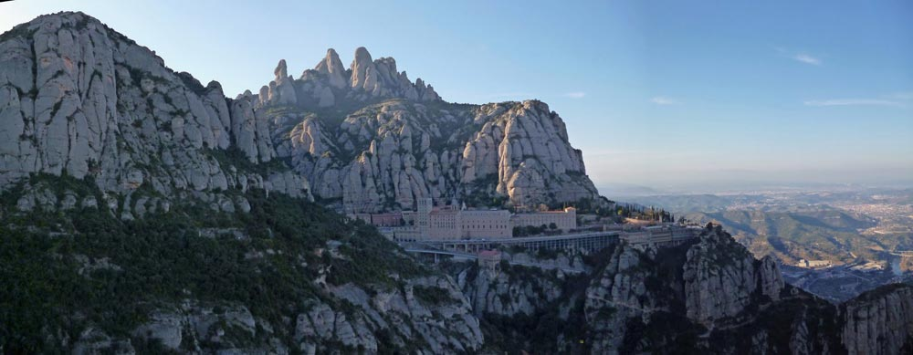 Camí de Sant Jaume Montserrat