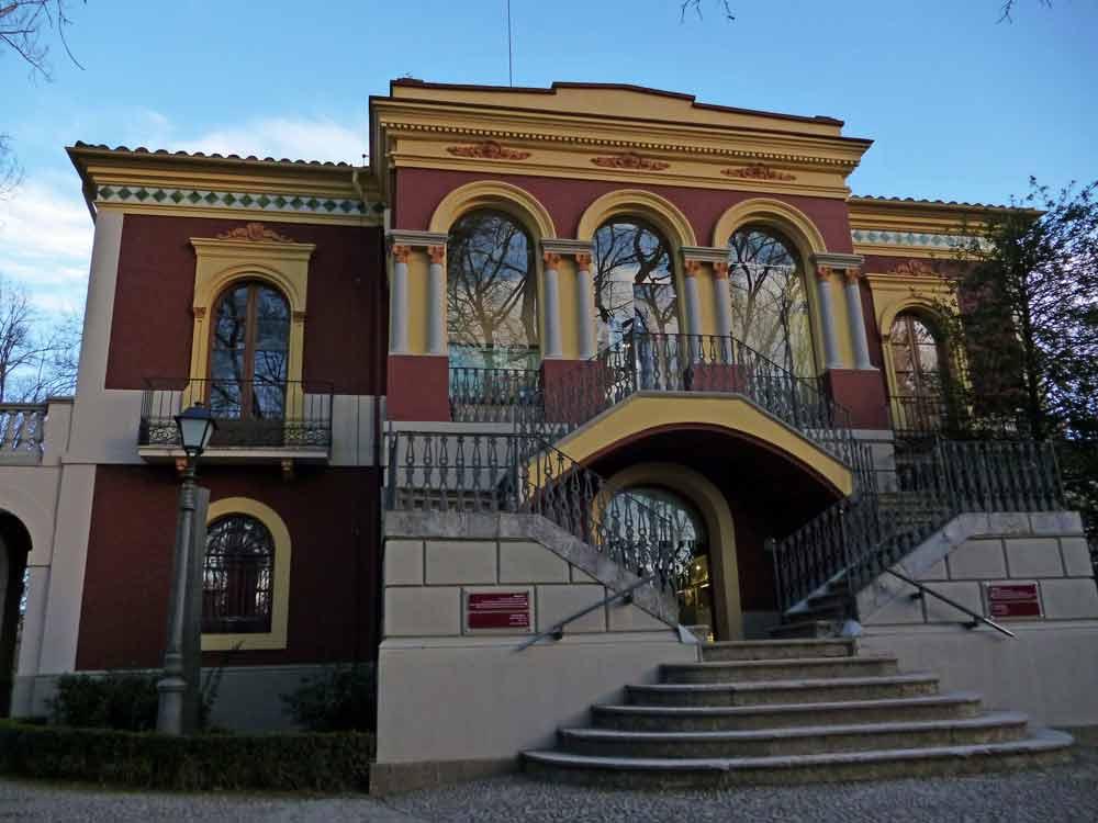 Camí de Sant Jaume Olot Museo de los Volcanes