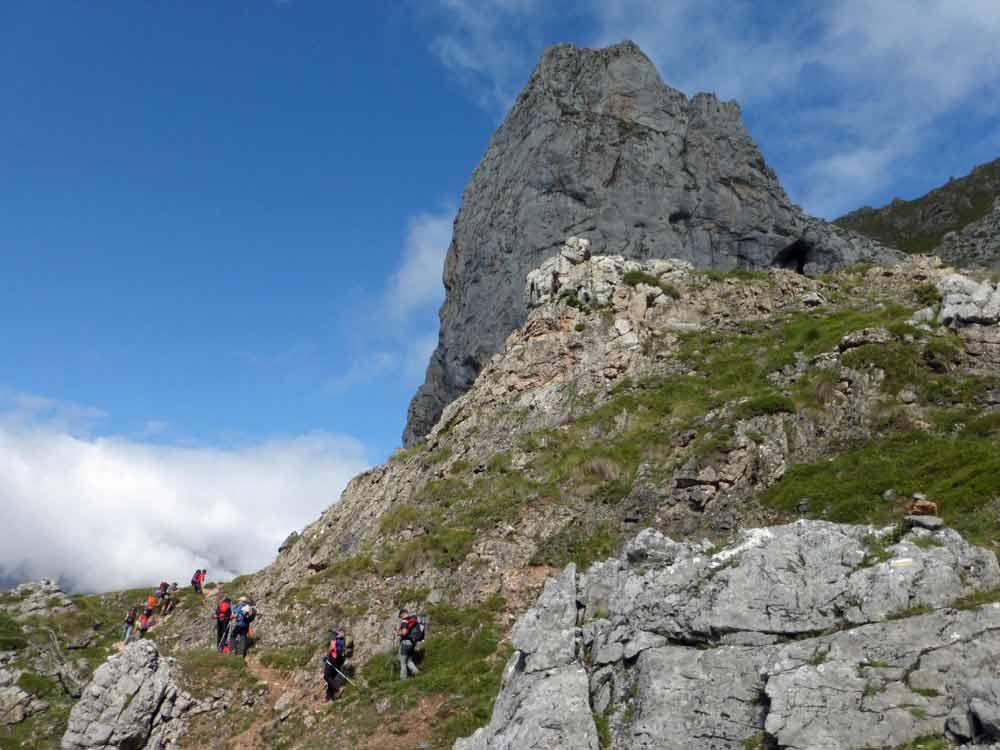 Trekking en Picos de Europa