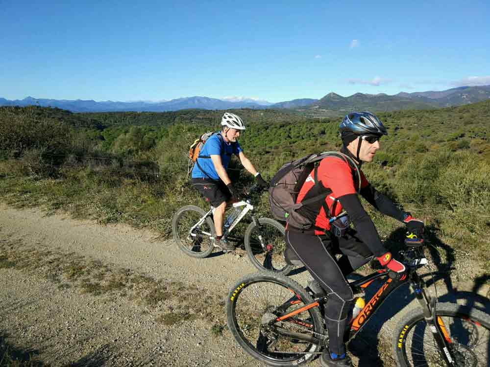 cicloturismo en Cataluña