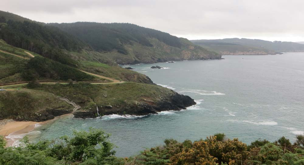 cicloturismo por Galicia
